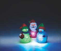 Christmas Light Up Pals