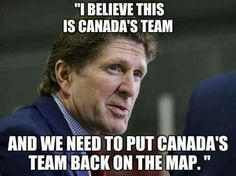 Thats exactly my thoughts and who better to help with that then mike babcock? Maple Leafs Hockey, Hockey Baby, Hockey Stuff, Hockey Games, Toronto Maple Leafs, Sports Teams, Nhl, Man Cave