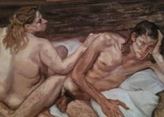 Detail from After Cézanne by Lucian Freud, taken from the cover of Lucian Freud, 1996-2005, pub. Jonathan Cape. Photocredit: PAW