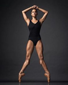 My fav Ballet dancer has got to be Misty Copeland. My dream is to meet her and if I did I think I would scream and fall to the ground(that is how much I love her) anyway here is a photo of her Ballet Poses, Dance Poses, Ballet Dancers, Photography Winter, Dance Photography, Photography Magazine, Editorial Photography, Misty Copeland, Alvin Ailey