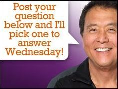 Post your question below and I'll pick one to answer wednesday!