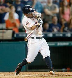 Jose Altuve Photos - Detroit Tigers v Houston Astros - Zimbio