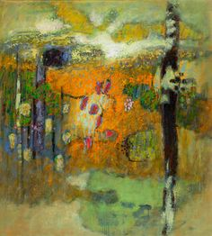 "Interwoven Life | oil on canvas | 40 x 36"""