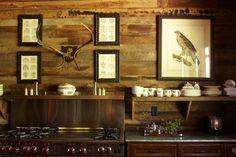 Photo Credit: Brie Williams . Rustic touches and found materials blur the lines between indoor and outdoor spaces