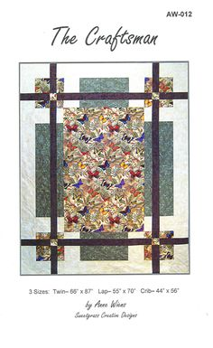 large panel quilt patterns - Google Search