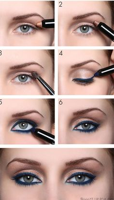 20-Easy-Fall-Make-Up-Tutorials-For-Beginners-Learners-2014-3