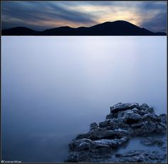 An 18 second exposure and evening light can do amazing things to water. (Shot by Ilias Gousios)