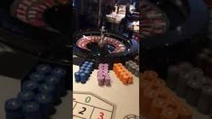 Poker player wins a tournament for £42,000 but that's not enough, so he goes to the roulette table and puts it all on black…