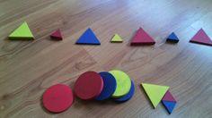 Actividades para el primer ciclo de Educación Infantil: Usando los bloques lógicos