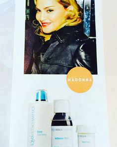 Auch Madonna kann nicht ohne! Die tollen !QMS Medicosmetics Produkte sind eine beliebte Geheimwaffe der Stars! So beliebt, dass sogar das Magazin People darüber berichtet. Shoppen Sie !QMS Produkte bei Bestkosmetik!   http://www.best-kosmetik.de/marken/qms-medicosmetics/?gclid=CILbuq37jMgCFdUaGwodVuYB4A