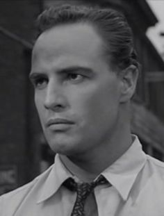 Marlon Brando in The Fugitive Kind