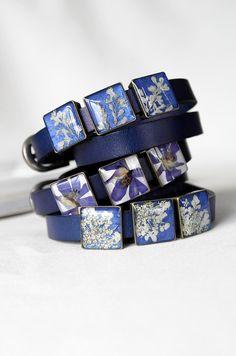 Royal blue bracelet gift ideas Genuine leather wrap bracelet Rustic bracelet Rugged bracelet leather cuff bracelets adjustable Leather bands by KvitkaSonze on Etsy https://www.etsy.com/listing/399841823/royal-blue-bracelet-gift-ideas-genuine
