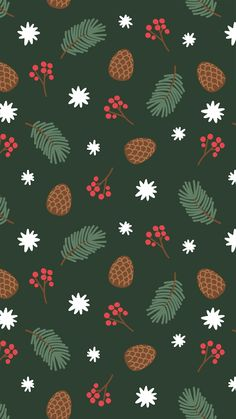 New Year Wallpaper, Winter Wallpaper, Iphone Background Wallpaper, Christmas Wallpaper, Phone Backgrounds, Free Printable Coloring Sheets, Tech Background, Wallpaper Free Download, Floral Illustrations