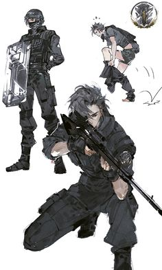 character art Trendy Drawing Reference Male I - art Handsome Anime Guys, Cute Anime Guys, Dark Anime Guys, Anime Boys, Anime Military, Military Ball, Poses References, Drawing Reference Poses, Drawing Ideas
