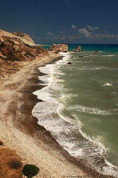 Paphos Coast, Cyprus