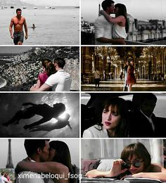 Fifty shades freed -Mr and MRS'S GREY