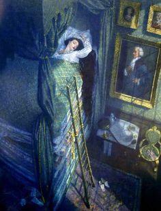 """Lo Specchio-Cielo: """"Prinipessa e il Pisello"""", Altre Illustrazioni"""