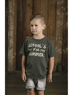 Rock your Kid School's Out For Summer, School S, Rock, Baby, Cricut, Hipster, Mens Tops, Kids, Crafts
