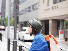 kumoa Nylon visor / black  クモア ナイロンバイザー/ブラック