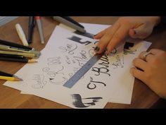 A 7-Step Plan to Become a Lettering Expert ~ Creative Market Blog