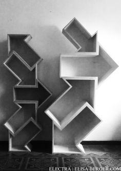 Studioapart: Andamio Modular Shelf Assembly   Designboom   Architecture    Dressing Room   Pinterest   Shelves