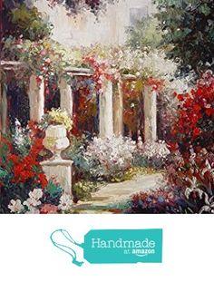 Flowers-Oil painting-Hand painted original landscape painting-Artwork for Home Decor-Order scenery paintings on canvas-Custom original painting-144 from SunBirdArts http://www.amazon.com/dp/B01AKA9082/ref=hnd_sw_r_pi_dp_4yMPwb03VVBBW #handmadeatamazon