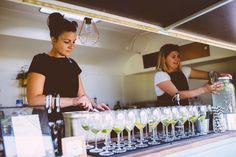 Drink Local - regionale Spirituosen & handmade Limonaden Marlene Vintage Caravan Bar Foto: Luis Barreiro