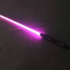 Star Wars Cosplay Sabre Laser avec Sound Light Led Rouge Vert bleu Sabre laser Métal Épée Jouets D'anniversaire Étoiles enfant Cadeaux jeu