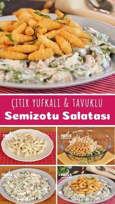 Pasta Salad, Food And Drink, Meat, Chicken, Ethnic Recipes, Salad, Recipe, Crab Pasta Salad, Cubs
