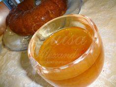 Luisa Alexandra: Doce de Pêssego e Canela e um truque para uma sobremesa bem fácil :)