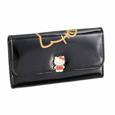 Carteira em verniz Hello Kitty no site www.shopshoes.com.br