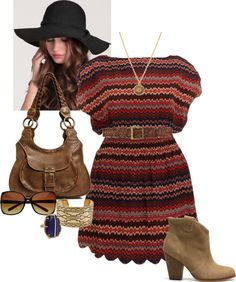 Boho Dress - Plus Size