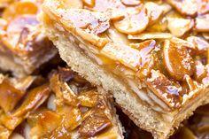 Chestnut Honey Squares