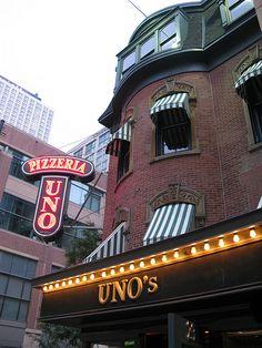 Good Places to Eat Chicago | Gluten free restaurant: Uno Chicago Grill - Richmond gluten free ...