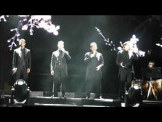 Il Divo in Moscow - Time to Say Goodbye 1.10. 2012.wmv