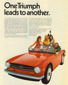 281 Best Triumph TR6 images in 2019   British sports cars