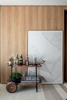 Flat Furniture, Mini Bar, Decor, Interior Design, Bars For Home, Furniture, Japanese Interior, Living Decor, Interior Architecture Design