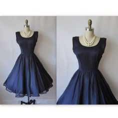 50's style dresses | 50's cocktail dress | My Style