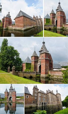 A unique opportunity to explore the Kasteel De Commanderie in Limburg, #Belgium
