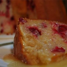 Ultimate Cranberry Pudding Cake - Allrecipes.com