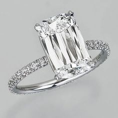 Emerald Cut Ring easily-distracted-by-shiny-objects