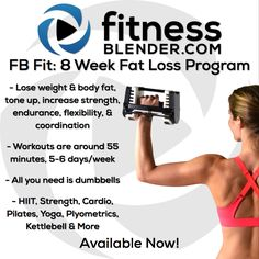 Looking for direction or help in building a workout plan? Let us do it for you - we take out the guesswork & make it easy, for as little as $0.17 a day. Choose a program by how much time you want to spend exercising each day, how hard you want the workouts to be, and what your goals are @  http://www.fitnessblender.com/plans