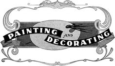 Vintage Decorating Sign Image! - The Graphics Fairy