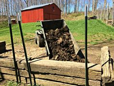 The Scoop on Poop - How to Turn Manure into Soil