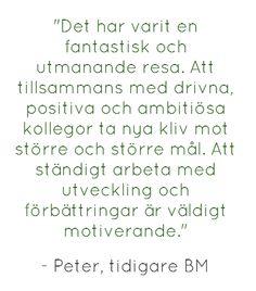 Vi söker ny BM till vårt kontor i Linköping!