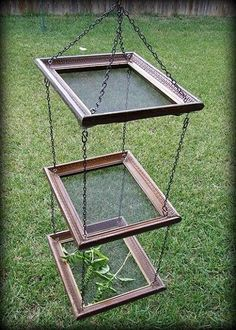 A Nice Drying Rack for Herbs
