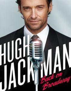 Hugh Jackman poster | Stage Rush
