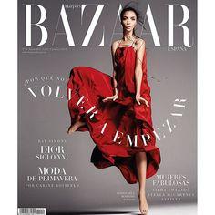 Mariacarla Boscono by Txema Yeste for Harper's Bazaar Spain March 2015
