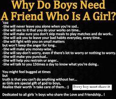 Mostly true :)