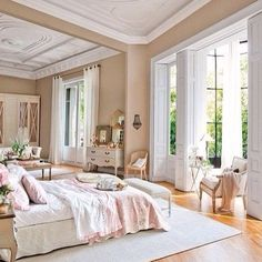 Old style room